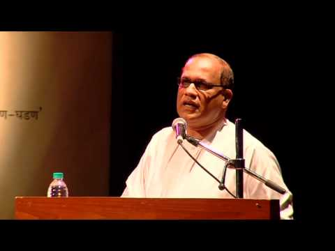 Mr Digambar Kamat Speech at Matrubhoomi Puraskar part 2