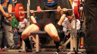 Nickolay Zhukov 90kg class. WPC\AWPC RAW Worlds 2009