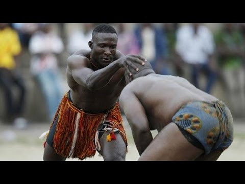 South Sudan: Wrestling for peace