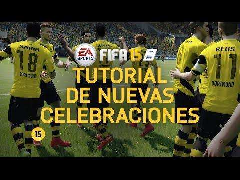 FIFA 15 - Tutorial de Nuevas Celebraciones [HD]