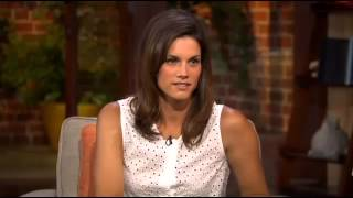 Missy Peregrym Upholds The Law In The New Season Of 'Rookie Blue'