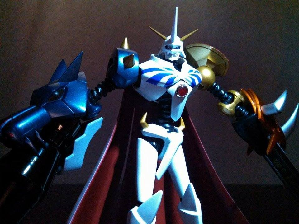 Omegamon D Arts D-Arts Omegamon Review