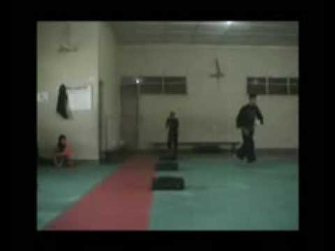 Latihan teknik pencak silat Image 1