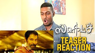 Sketch Teaser Reaction & Review   Chiyaan Vikram   PESH Entertainment