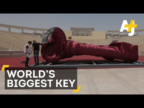 The World's Biggest Key