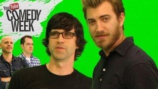 YouTube Comedy Week - Wednesday Rundown (#3 of 6)