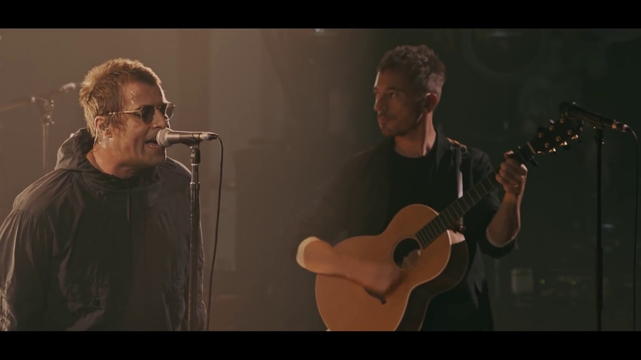 "Liam Gallagher - 「MTV Unplugged」から""Now That I've Found You""のライブ映像を公開 新譜「Why Me? Why Not.」2019年9月20日発売 thm Music info Clip"