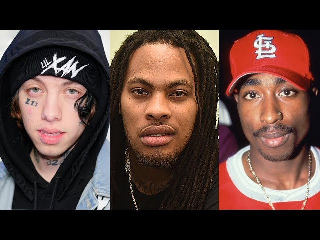 Waka Flocka Says Lil Xan Is BANNED From Hip Hop for Tupac Comments in Interview
