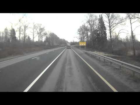 Авария трасса м10 Россия