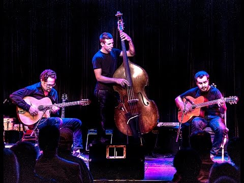 Ultrafaux & Friends - Full HD Concert @ Creative Alliance - original gypsy jazz (OFFICIAL)