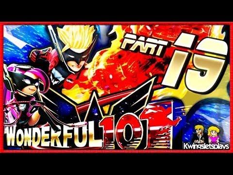 The Wonderful 101 Walkthrough Part 19 Ohdarko Boss Battle