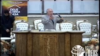 SEM DEUS, NADA - BISPO OIDES JOSE DO CARMO - [19/04/2017]