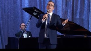 John Oliver Bob Murray Musical