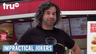 Impractical Jokers - Murr Wants a Pretzel | truTV
