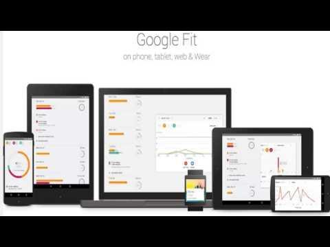 تطبيق Google Fit  لمتابعة اللياقة البدنية للأندرويد