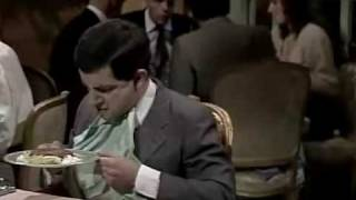 mr. bean - Mr. Bean in Restaurant