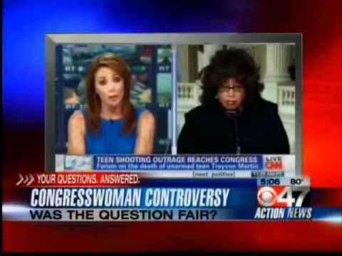 Rep. Corrine Brown responds to embarrassing CNN interview