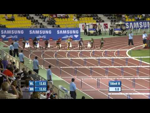 Samsung Diamond League Doha 2011