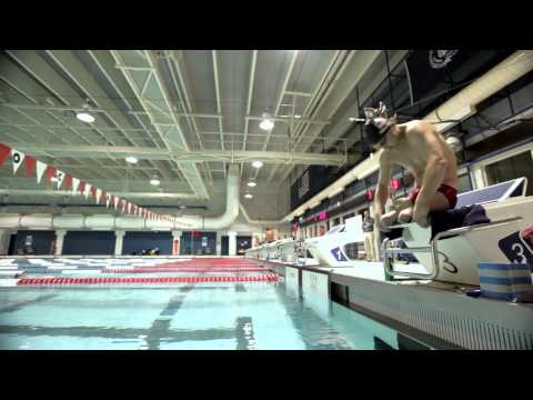 Training Days: Paralympic Swimmer Rudy Garcia-Tolson