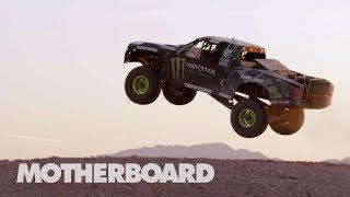 High Speed Off-Roading in the Mojave Desert