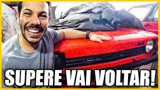 CHEVETTE SUPERE - Primeiras Peças para Voltar as Ruas! =D
