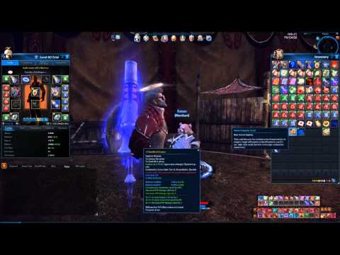 Tera 101 Guide 31: Master-working Your Items