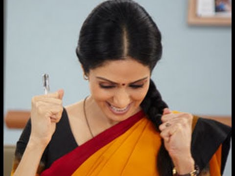 English Vinglish (Video Song) -  Sridevi