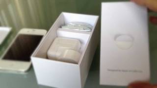 CINEMATIC Unboxing of iPhone 4S - Romantic filmed with iPhone 4S HD 1080p Video TEST