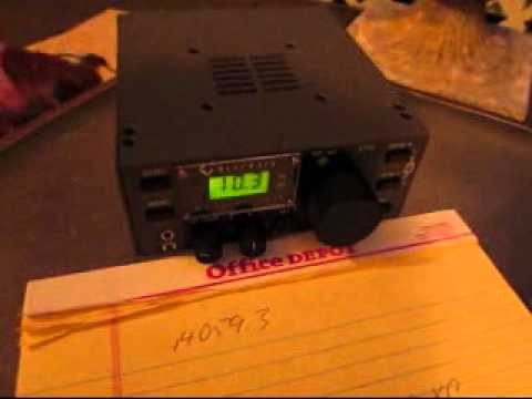 A Front Yard QRP DXpedition