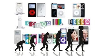 Эволюция iPod - история iPod / iPod Evolution