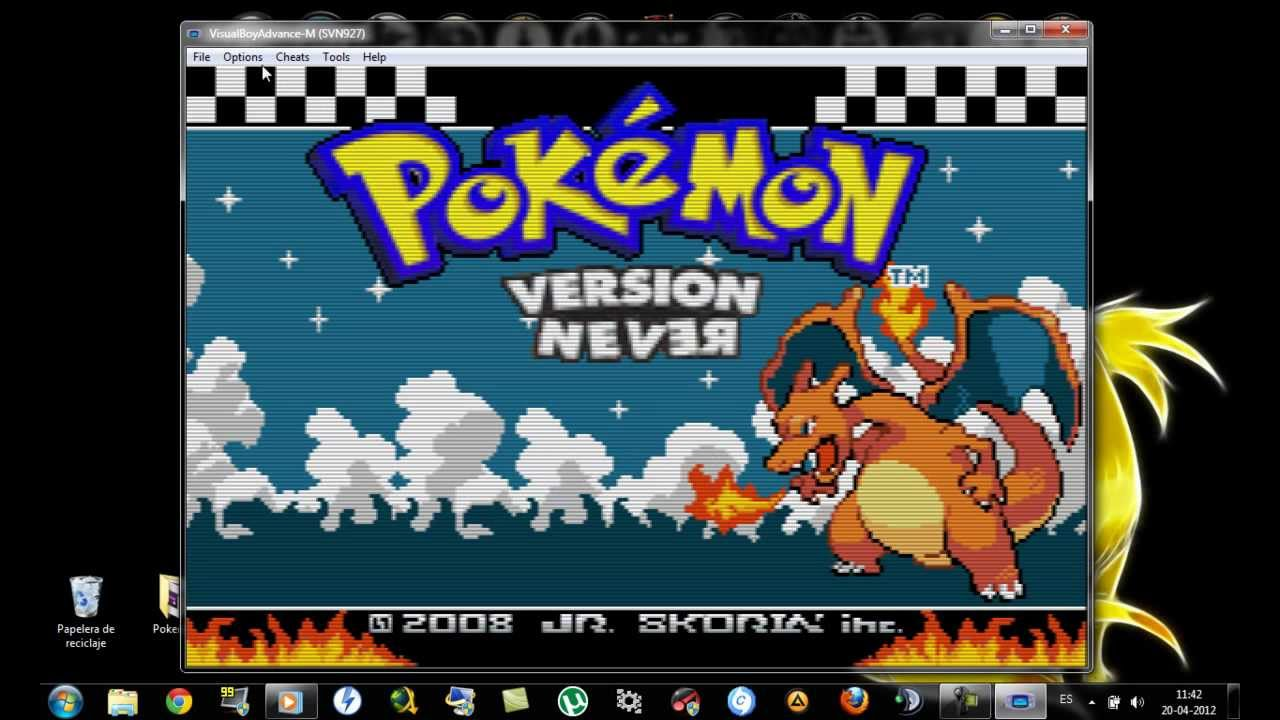 Hack Roms Pokemon Mediafire Mejorar Graficos Gba Youtube