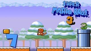 Super Mario Bros. 3 #7 ★ Ziemlich kalt hier...