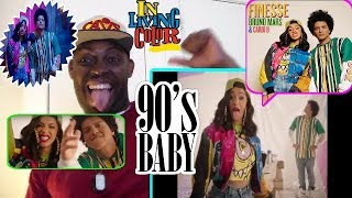 Download Lagu Bruno Mars - Finesse (Remix) [Feat. Cardi B] [Official Video] REACTION!!! Gratis STAFABAND
