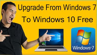 How To Upgrade From Windows 7 To Windows 10 Free Windows 10 Activation