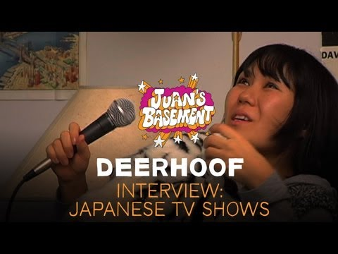 Deerhoof - Interview: Japanese TV Shows - Juan&#039;s Basement