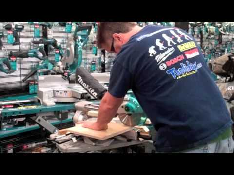 Makita LXSL01 Miter Saw ToolKing.com Review