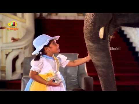 Sindhoora Devi Movie Scenes - Baby Shamili Talking To Vivek About Her Mom - Kanaka video