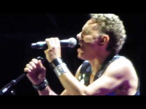 Depeche Mode - Home (Acoustic) / (Sung by Martin Gore) - Belgrade 19.05.2013