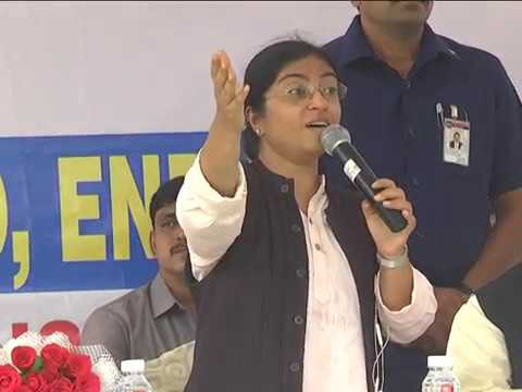 Awareness Rally against Child and Women Trafficking -Dr.Sunitha Krishnan,NGO Prajwala/PRO HYD