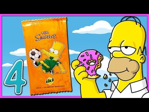 SIMPSONŲ magnetukai iš IKI (#4 serija) (Simpsonai lietuviškai) | Vaiku Kanalas
