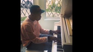A Compilation of Tyler, the Creator playing Piano