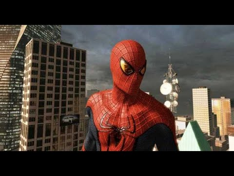 [1080p] The Amazing Spider-man (june 2012) - The Full Movie Based Video Game - Part 1 Of 7 video