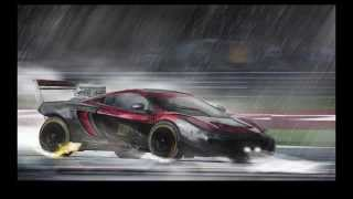 SPEED RACE McLaren MP4 -12C VIRTUAL TUNING rpDESIGN
