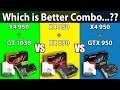 Download GT 1030 (2GB)  vs  RX 550 (4GB)  vs  GTX 950 (2GB)  || Athlon  X4 950  ||  19 Games Benchmarks in Mp3, Mp4 and 3GP