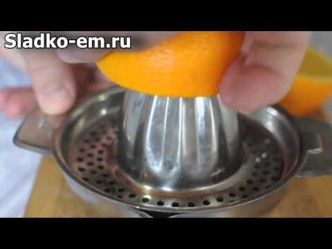 Как приготовить фреш апельсиновый