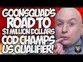 Download THE #GOONSQUAD's ROAD TO COD CHAMPS! US ONLINE QUALIFIER! THE GREATEST COMP TEAM EVER!! in Mp3, Mp4 and 3GP