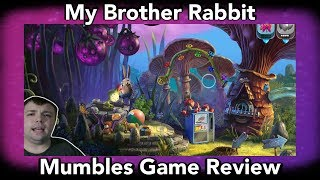 Best New Game For Kids? - My Brother Rabbit - MumblesVideos Game Review