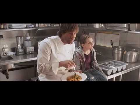 No Reservations (2007) Scene: Zoe Finally Eats.