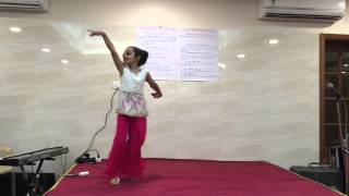 Ami Miss Calcutta - Dance Performance on Pohela Boishakh 2015