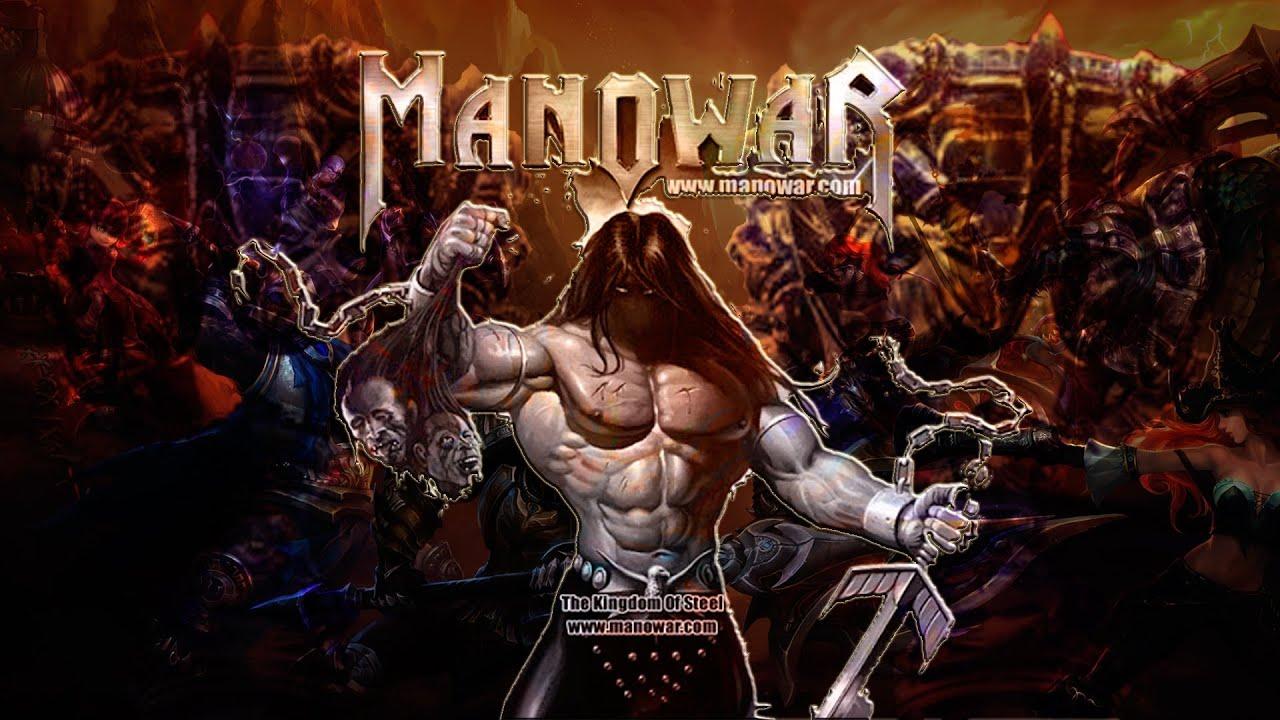 Manowar - overture to the hymn of the immortal warriors versuri